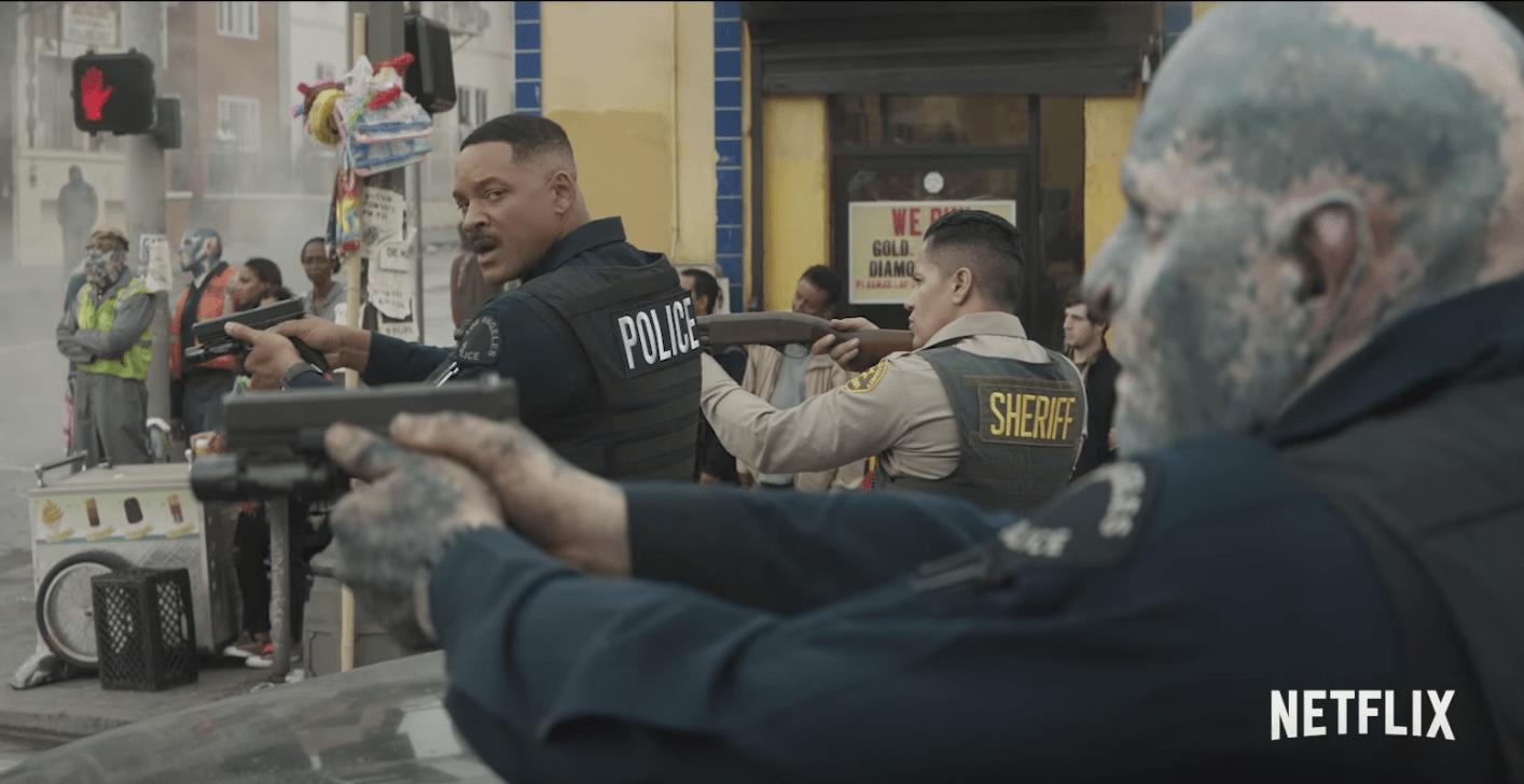 Bright – le premier trailer du film Netflix avec Will Smith est là !