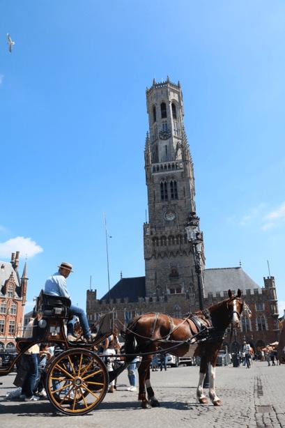 Bruges - Beffroi-min