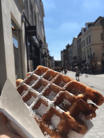 Bruges - Gaufre