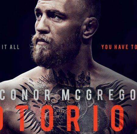 Conor McGregor:Notorious plus grand succès de l'histoire du box-office irlandais pour un docu