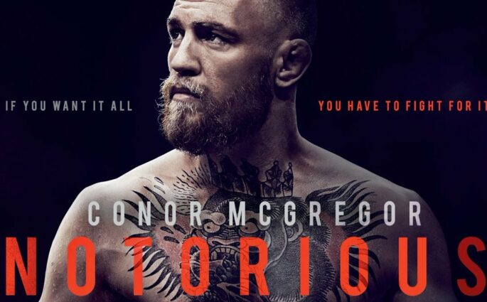 Universal Pictures annonce Conor McGregor:Notorious plus grand succès de l'histoire du box-office irlandais pour un docu un film sur Conor McGregor