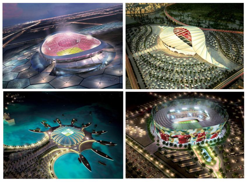 Pendant ce temps le qatar est toujours h te de la coupe - Qatar football coupe du monde ...