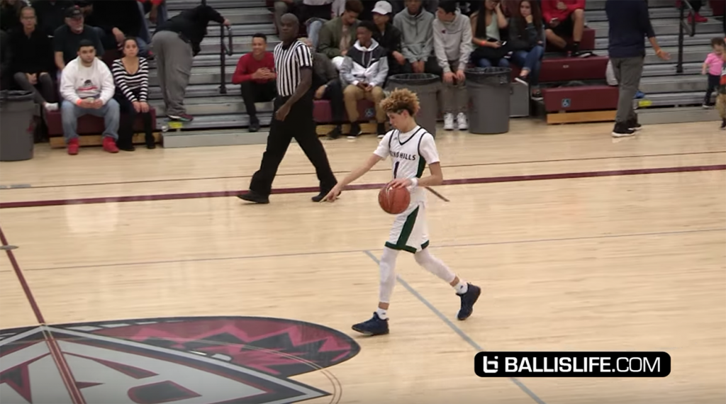 Les highlights complets de la saison sophomore de LaMelo Ball