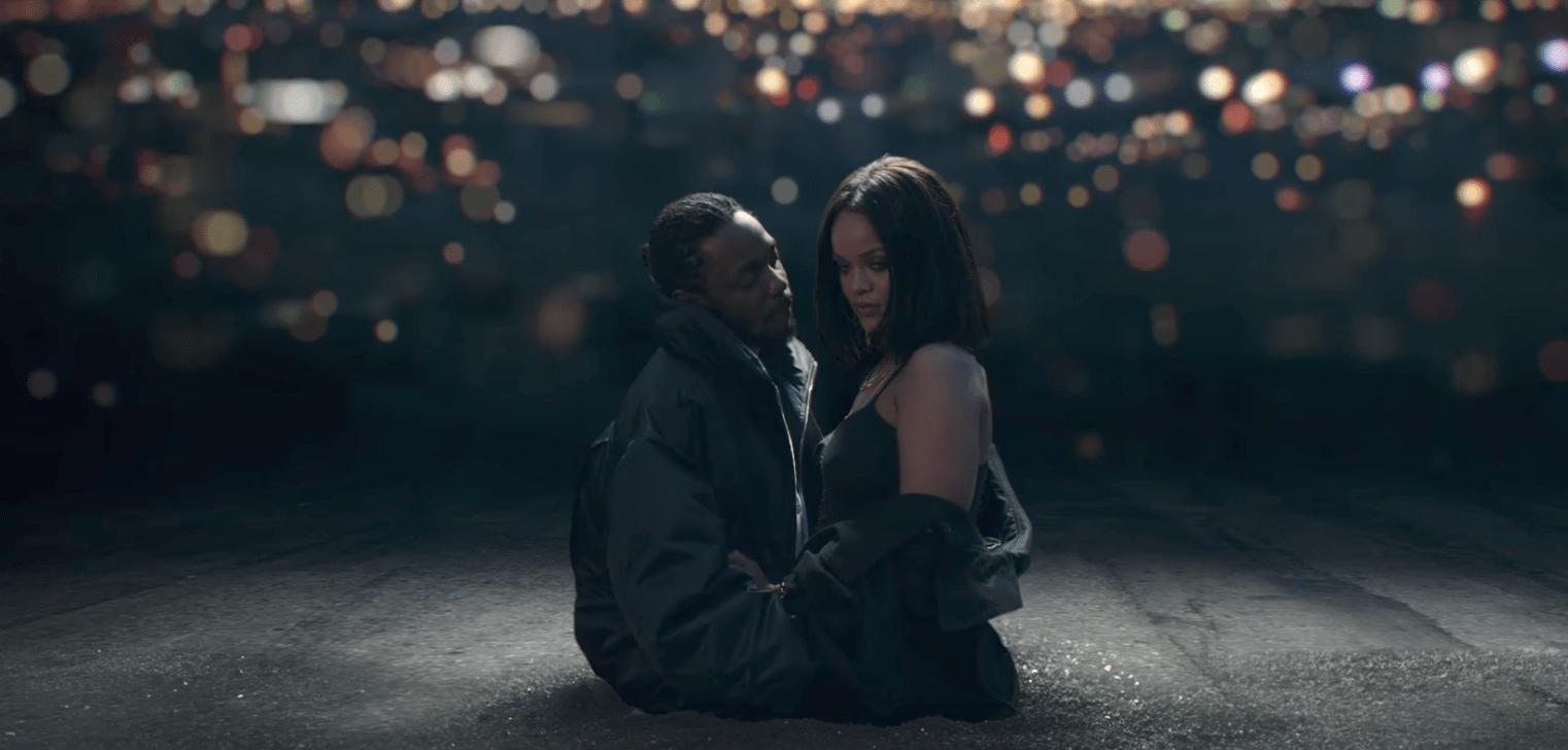 Loyalty – Kendrick Lamar sort le clip de son hit avec Rihanna