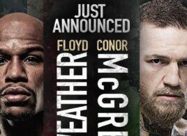 McGregor vs. Mayweather - La première conférence de presse le 11 juillet