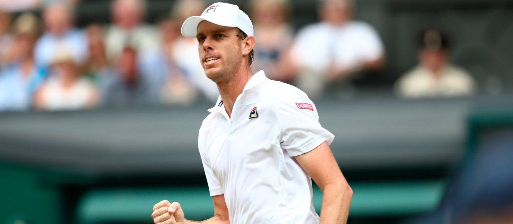 Sam Querrey élimine Andy Murray à Wimbledon