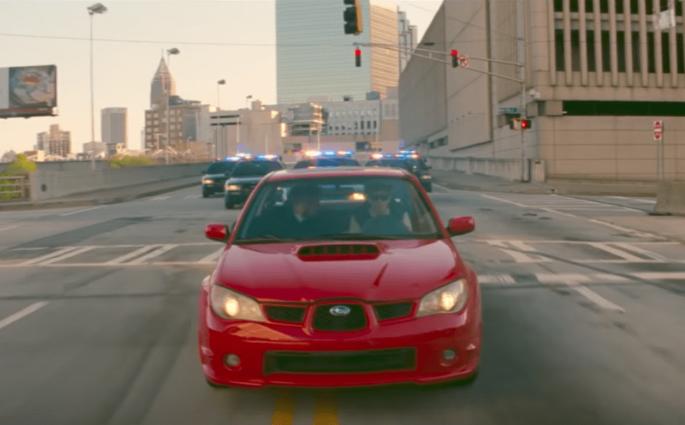 Sony dévoile la géniale scène d'ouverture de Baby Driver