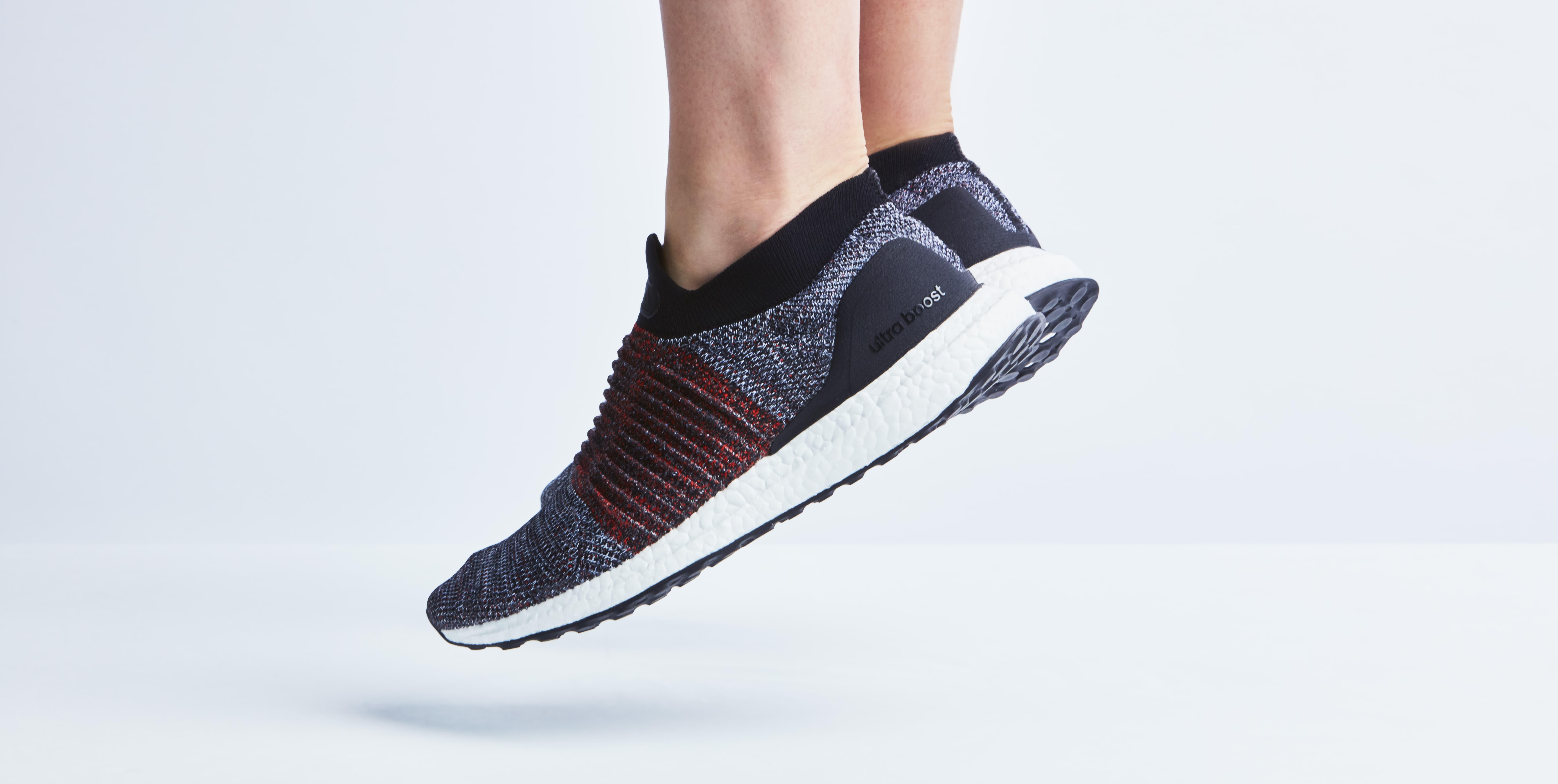 UltraBOOST Laceless adidas sort la première running sans lacet