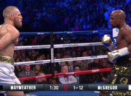 Conor McGregor regrette l'arrêt de l'arbitre au 10e round