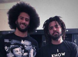 En plein concert, J.Cole apporte son soutien à Colin Kaepernick