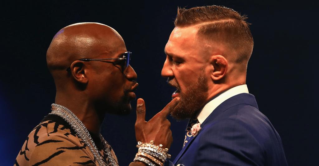 Conor McGregor prévoit de dominer la boxe et le MMA
