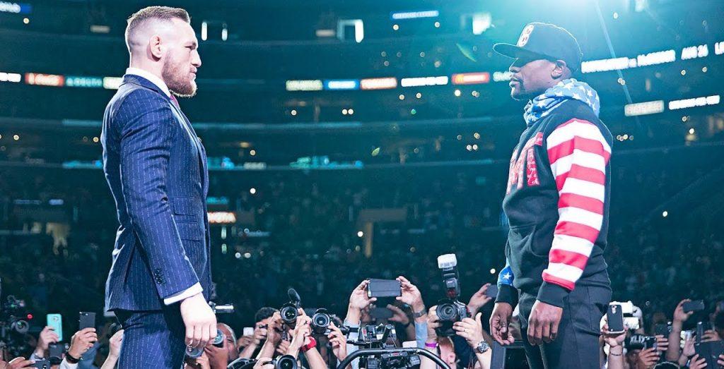 Floyd Mayweather vs. Conor McGregor va être diffusé en France!