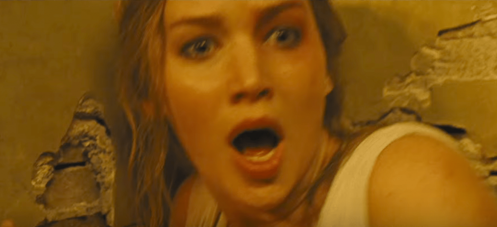 Mother ! – le trailer du film d'horreur avec Jennifer Lawrence