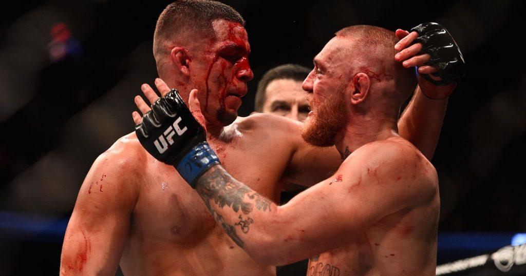 Nate Diaz vs. Conor McGregor 2 – la première guerre du Notorious