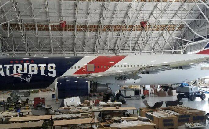 Les New England Patriots deviennent la première franchise NFL à posséder un avion