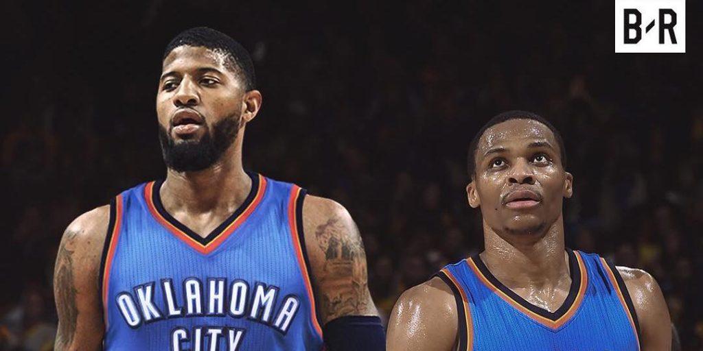 Pour Durant, le Big 3 du Thunder va «craindre pour le reste de la NBA»