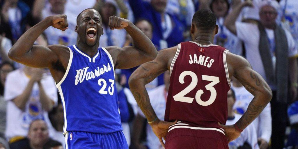 Calendrier NBA 2017-2018 – Opening Night et Matchs de Noël
