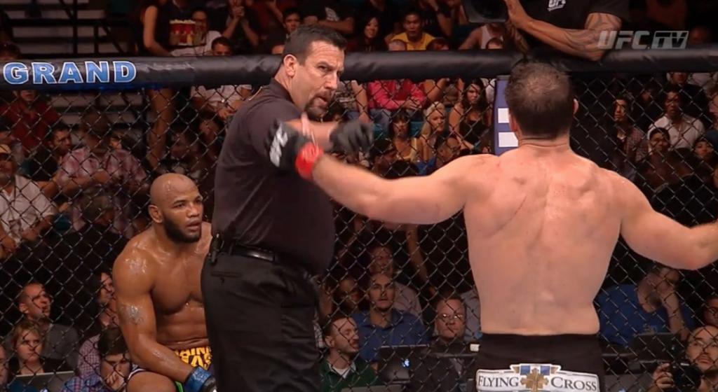 MMA «Parallel Universe » Series - Et si on enlevait les rounds?
