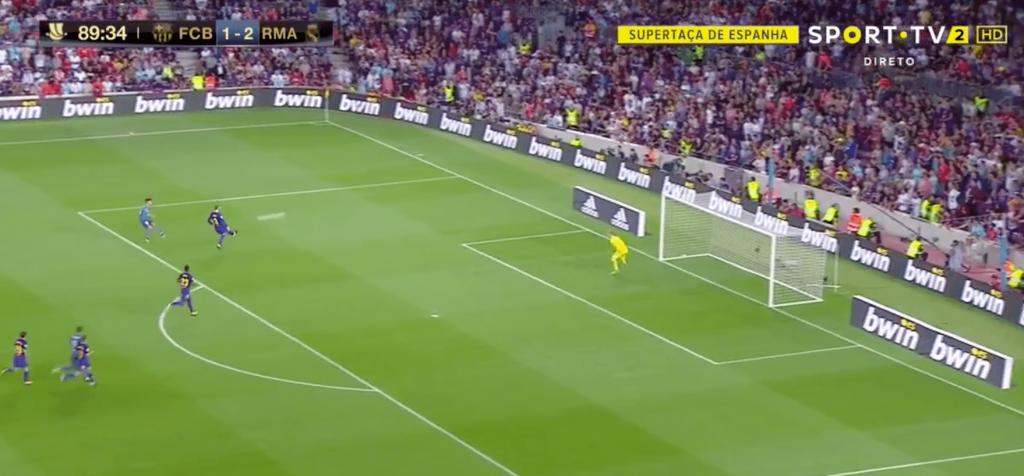 Le magnifique but d'Asensio pour assommer le FC Barcelone