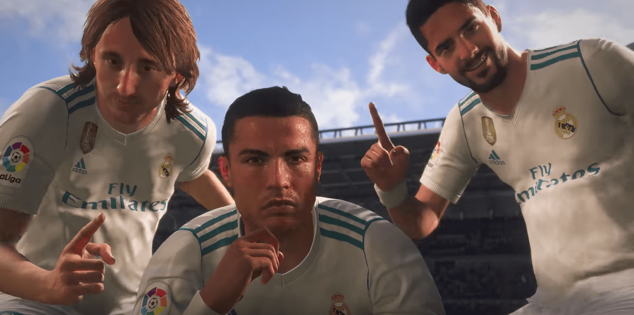 Le nouveau trailer de FIFA 18 met salement pression