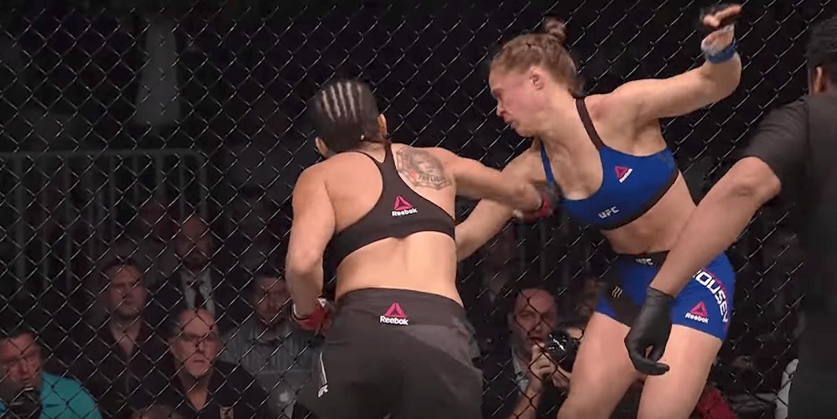 La victoire en 48 secondes d'Amanda Nunes contre Ronda Rousey