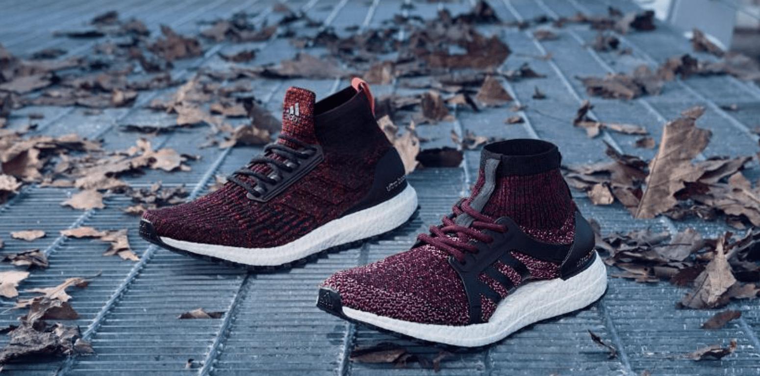 Adidas dévoile les UltraBOOST All Terrain et UltraBOOST X All Terrain