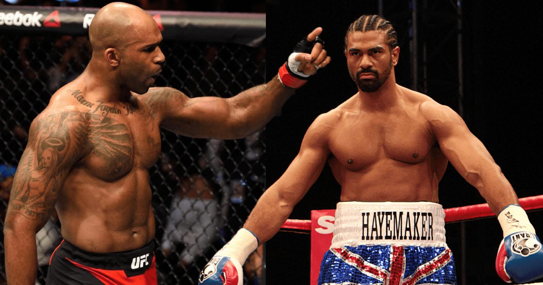 David Haye et Jimi Manuwa se mettent d'accord pour un combat en 2018