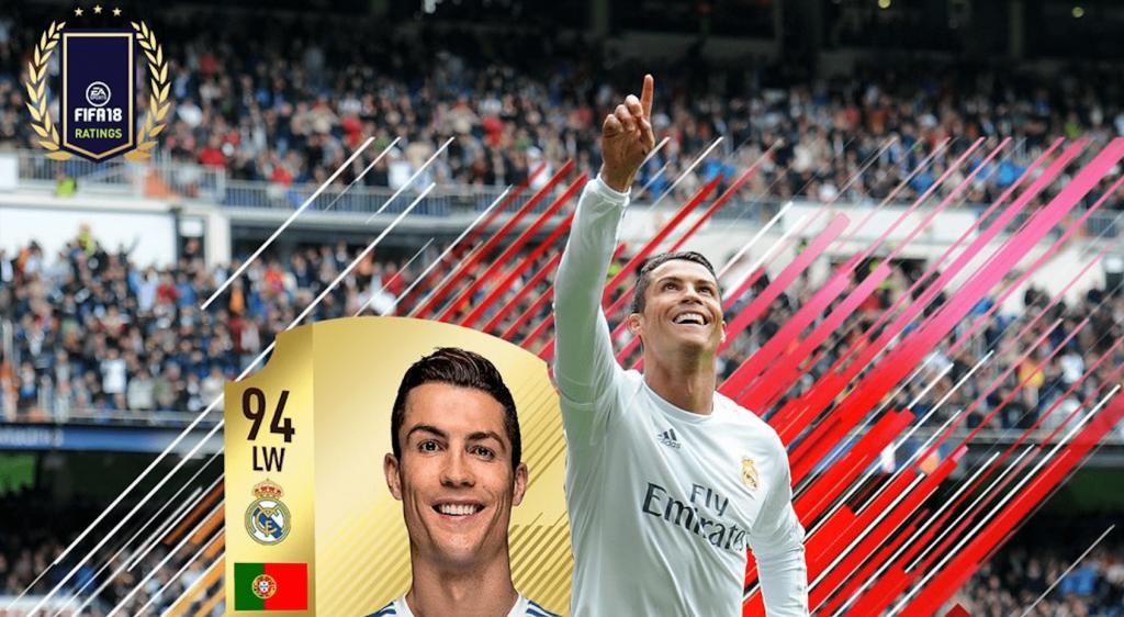 FIFA 18 - 100 meilleurs joueurs