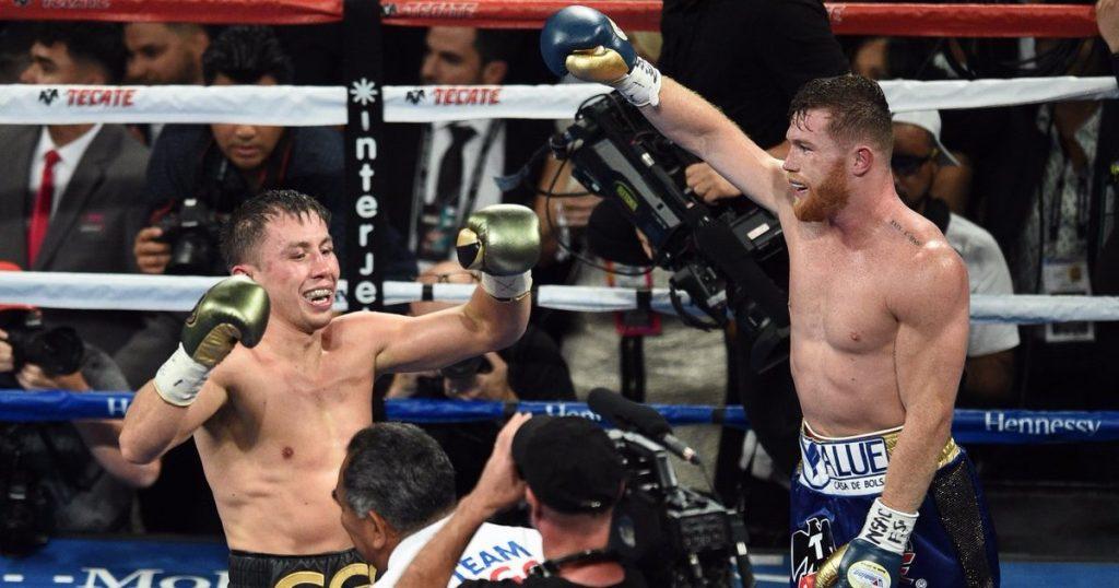 Gennady Golovkin et Canelo Alvarez veulent la revanche