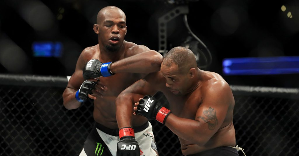 Daniel Cormier redevient champion light-heavyweight de l'UFC