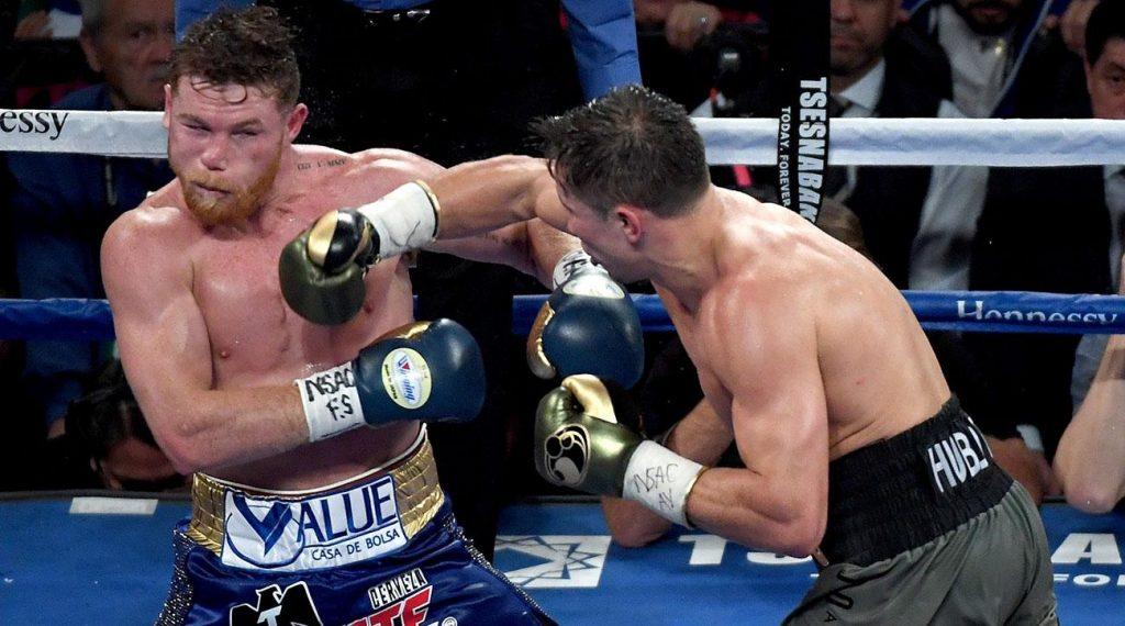 La juge de Canelo vs. Golovkin privée de boxe et d'UFC