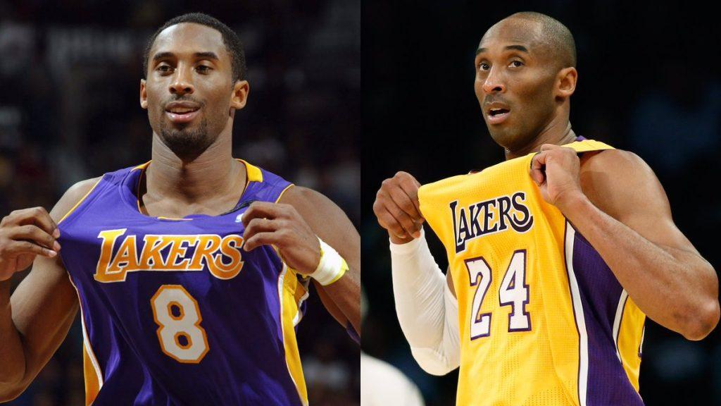 Les Los Angeles Lakers vont retirer les deux numéros de Kobe Bryant