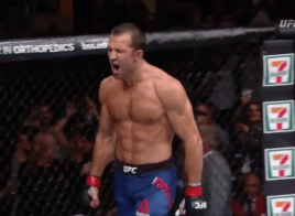 Luke Rockhold finit David Branch en moins de 2 rounds à l'UFC Pittsburgh
