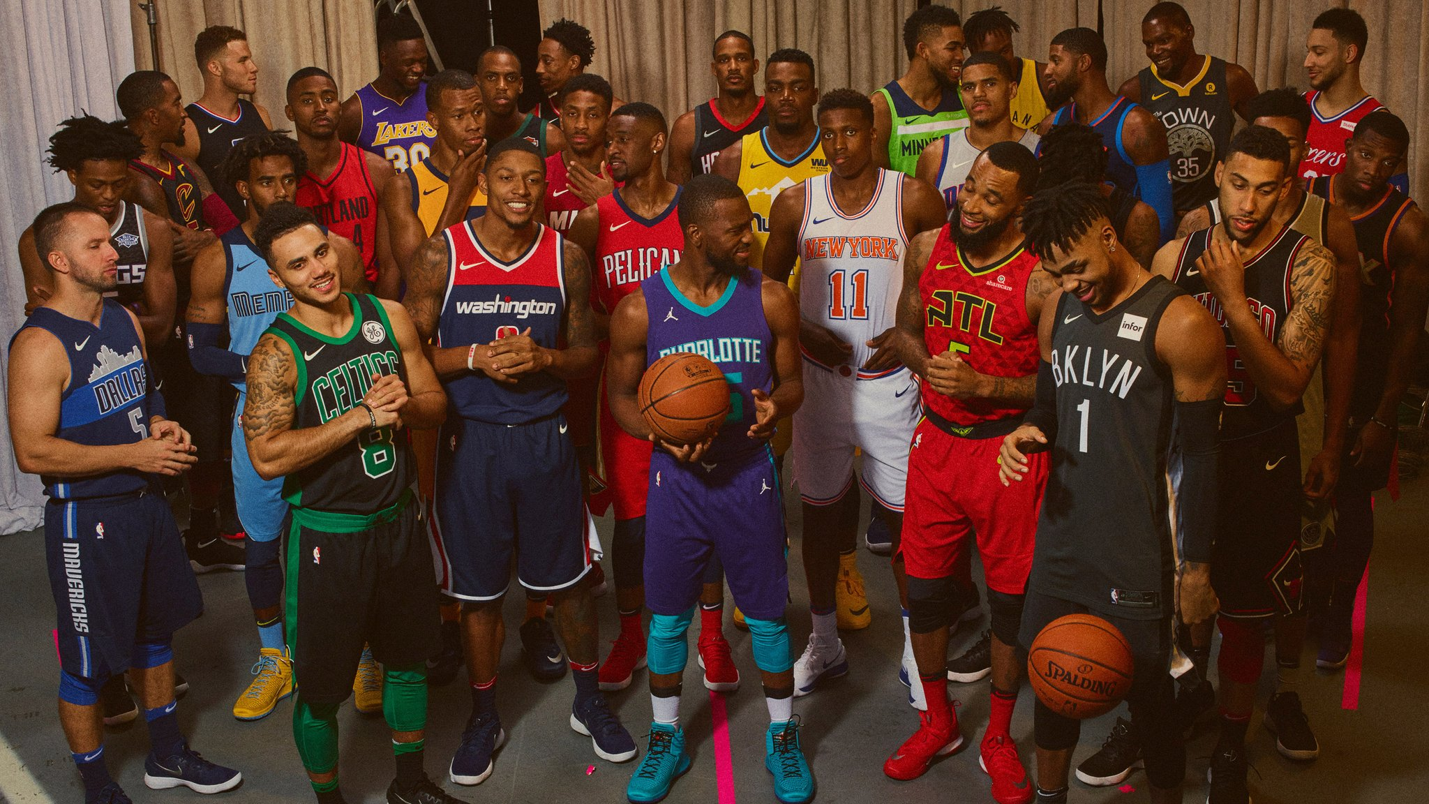 Nike NBA Statement