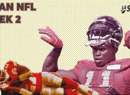 Bilan NFL - Week 2