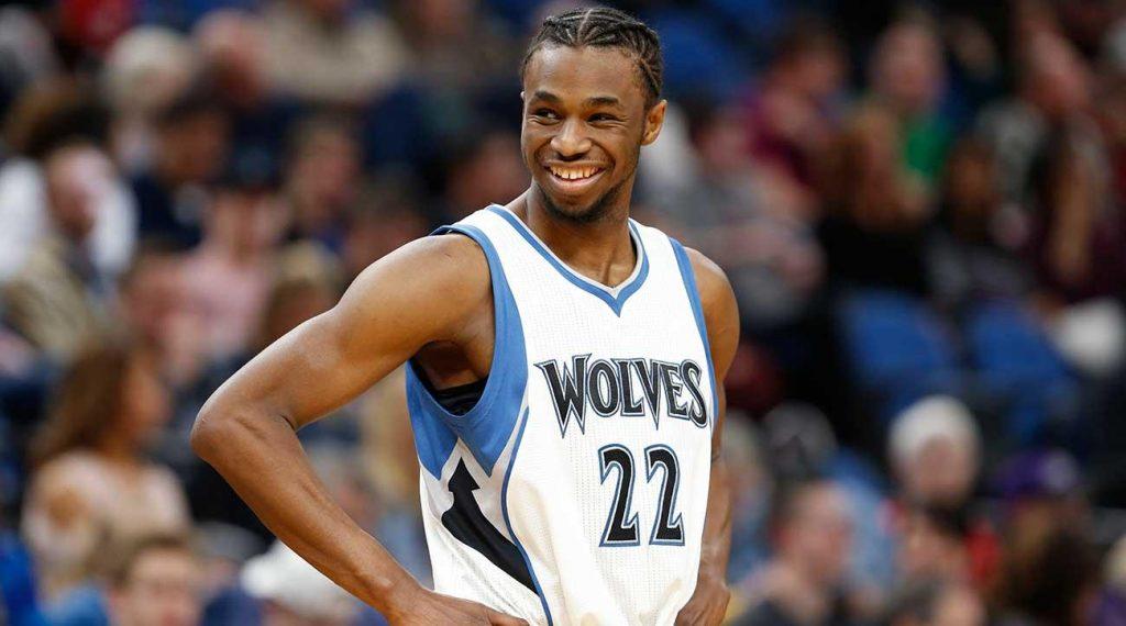 Andrew Wiggins fait sauter la banque avec les Wolves
