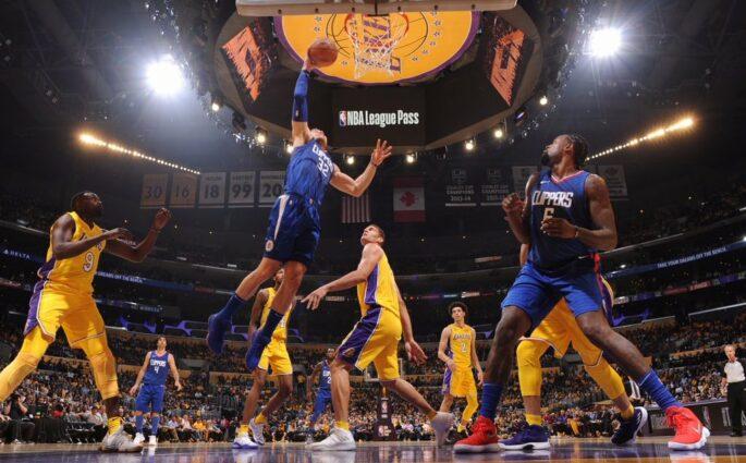 DeAndre Jordan et Blake Griffin font la misère aux Lakers