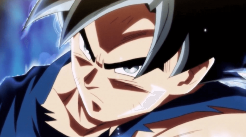 Dragon Ball Super Goku Instinct