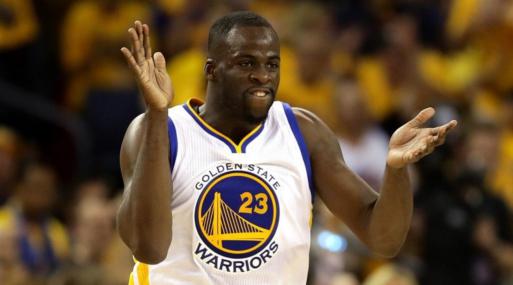 "Draymond Green allume la concurrence : ""ils n'ont aucune chance"""