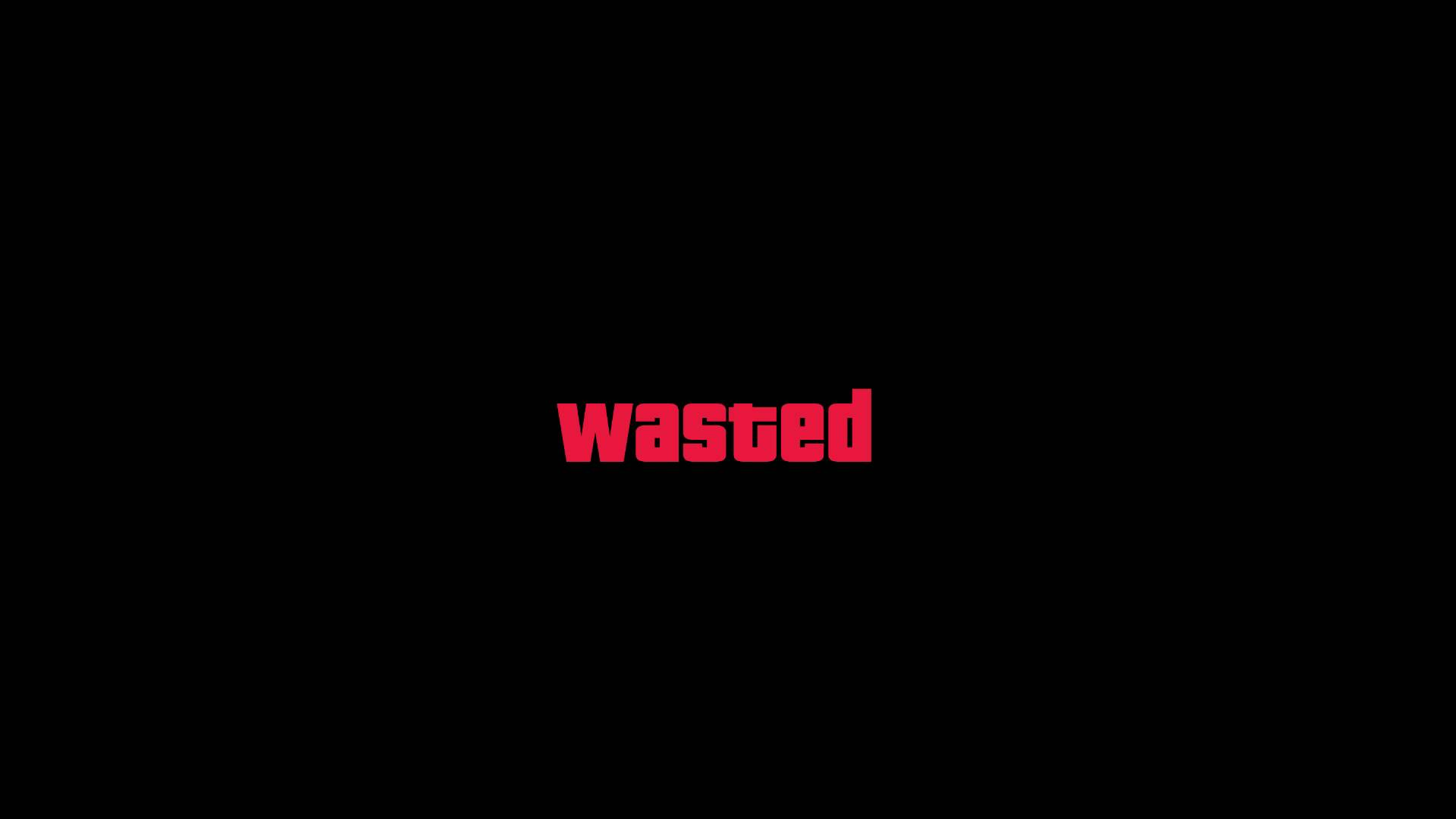 GTA wasted - Darren Till