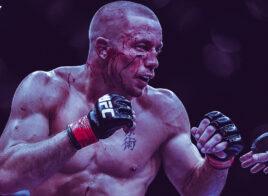 Georges St-Pierre UFC 217