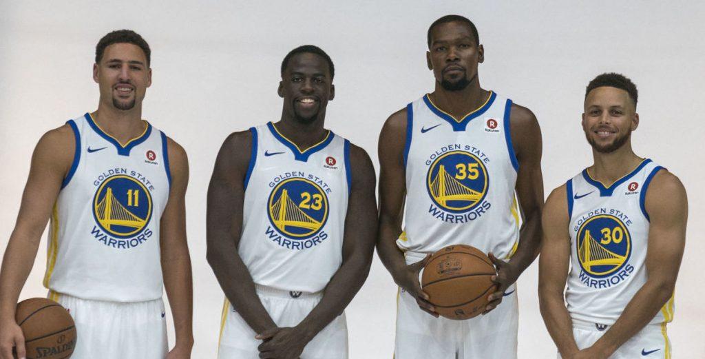 Steve Kerr annonce des Golden State Warriors forts comme jamais