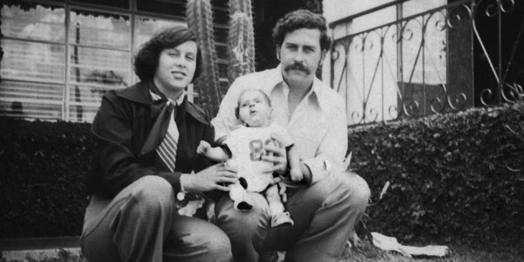 Interview Juan Pablo Escobar - La vérité sur mon père