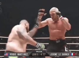 Jerome Le Banner Roque Martinez