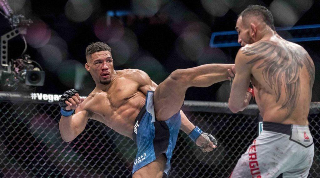 Kevin Lee se confie sa weight-cut impressionnante de l'UFC 216
