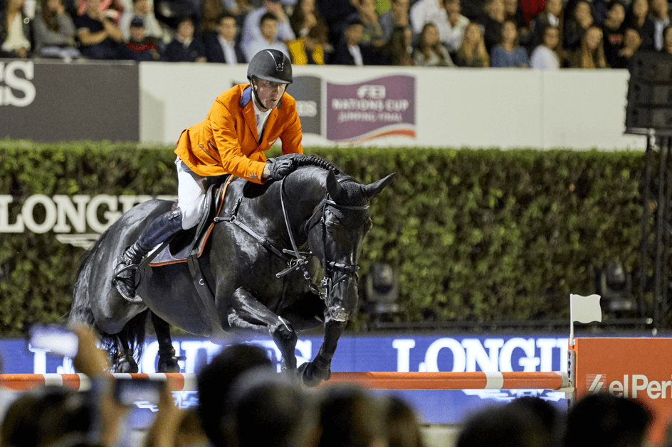 Longines FEI Nations cup Barcelona 3
