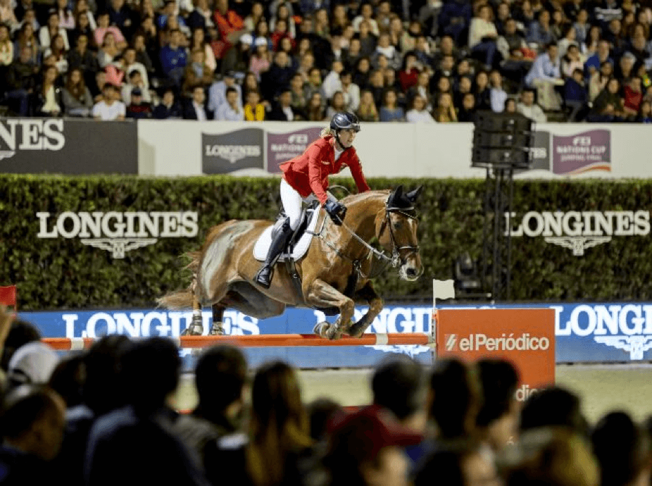 Longines FEI Nations cup Barcelona 4