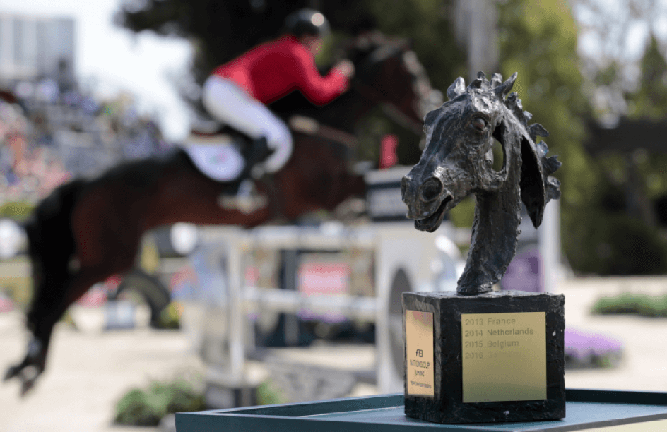 Longines FEI Nations cup Barcelona