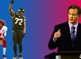 La NFL ne forcera pas les joueurs à se lever pour l'hymne