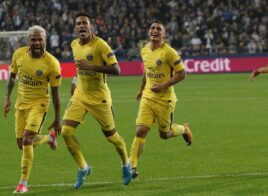 Paris Saint Germain PSG Ligue des Champions